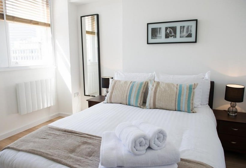Kamer West End One Apartments Londen