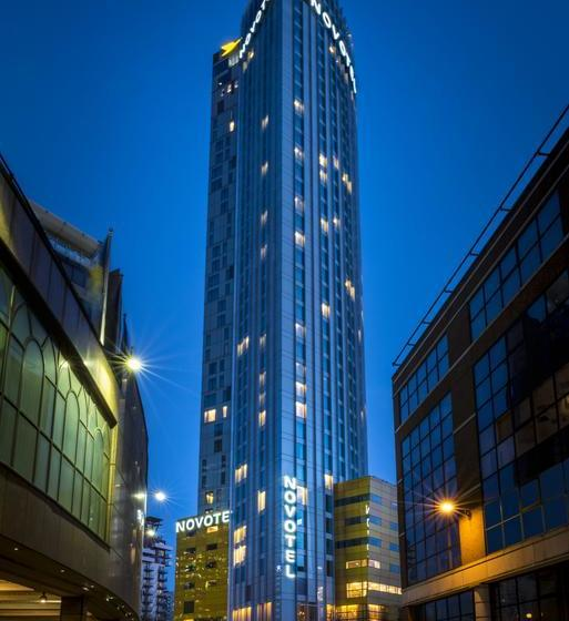 Novotel london canary wharf in london starting at qar223 Canary wharf hotels with swimming pool